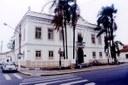 Palacete Tiradentes, sediou a Câmara de Pindamonhangaba até março de 2009.