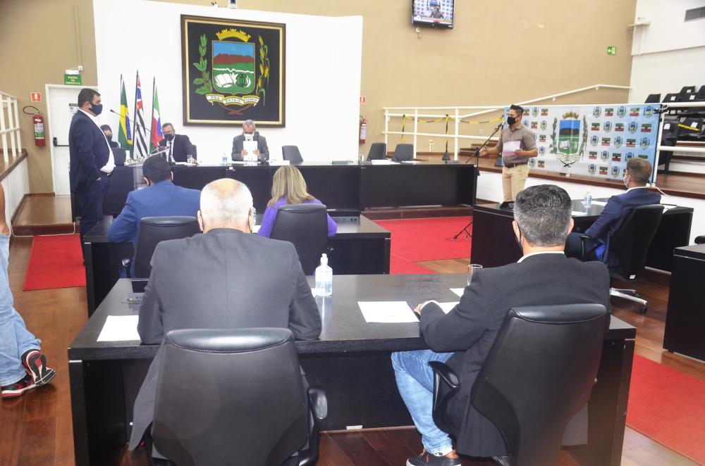 21ª Sessão Ordinária: Semana Municipal da Enfermagem é criada no município após aprovação de Projeto de Lei pelos vereadores de Pindamonhangaba