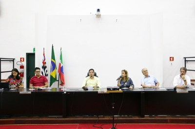 Audiência Pública reúne vereadores, autoridades e população para novo debate sobre a Saúde de Pindamonhangaba