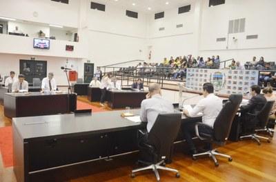 Câmara aprova as contas da Prefeitura do Exercício de 2014