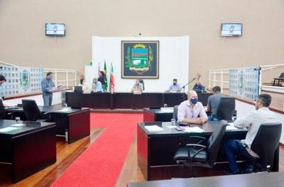 Câmara de Pindamonhangaba adia Projeto de Lei que autorizava Executivo a abrir Crédito Especial  para a Saúde