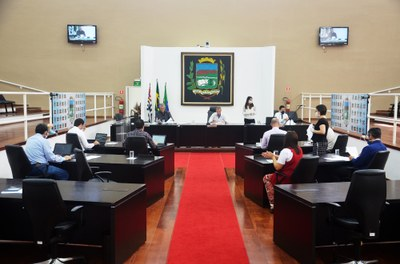 Câmara de Pindamonhangaba aprova Projeto de Lei do Poder Executivo com alterações de metas e indicadores das Leis Orçamentárias