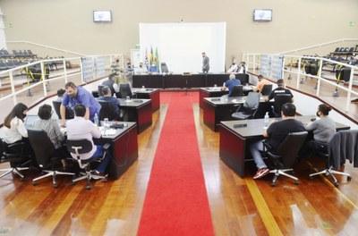 Câmara de Pindamonhangaba realiza Audiência Pública e Secretários da Prefeitura apresentam dados e ações da LDO 2022