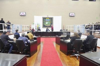 Câmara homenageia o Presidente do Lar Irmã Terezinha e Lar Irmã Júlia com entrega da Comenda Capitão Antônio Bicudo Leme