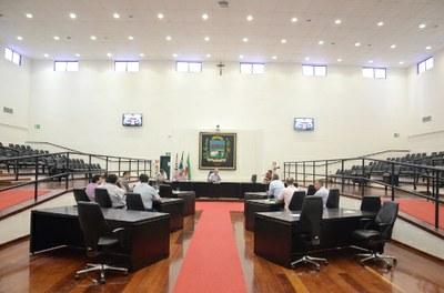 Câmara realiza duas Sessões Extraordinárias para votar projetos do Executivo