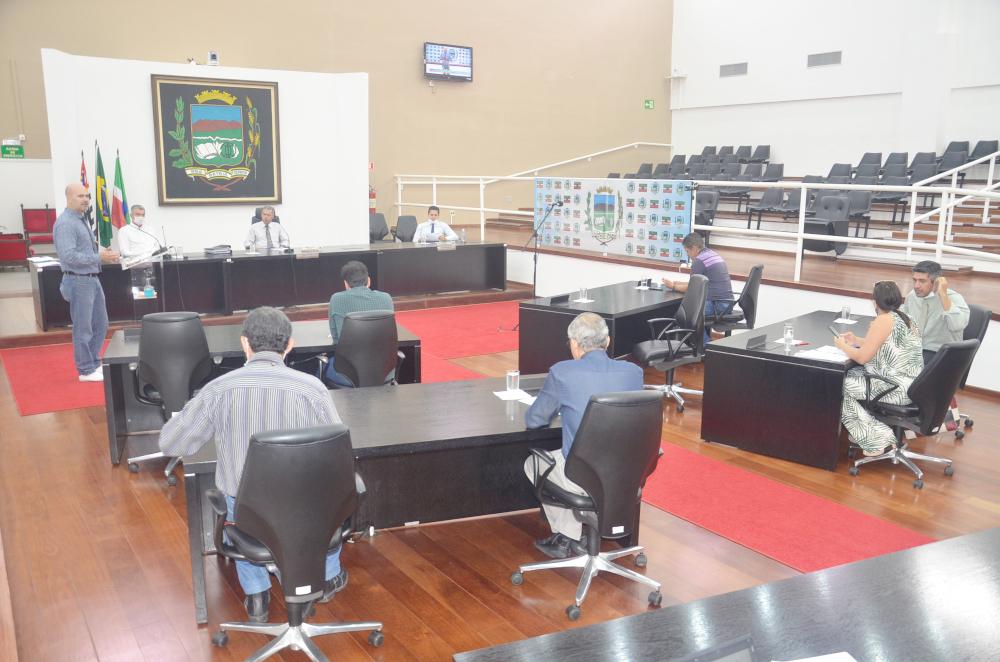 Câmara realiza sessão ordinária e aprova Projeto que autoriza Executivo a conceder subvenção social à entidade de Pindamonhangaba