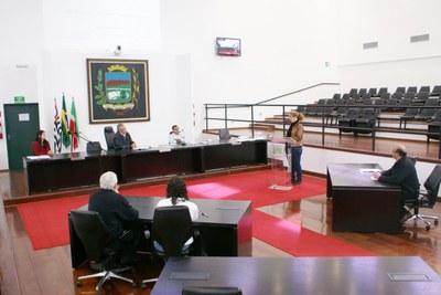 Câmara sedia audiência pública da Secretaria de Finanças de Pindamonhangaba