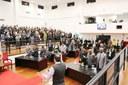 Comunidade Evangélica lota plenário e Câmara de Pindamonhangaba promove Sessão Solene para lembrar os 500 anos da Reforma Protestante