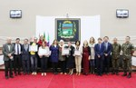 Educação e Compromisso: Professores, Gestores e Escolas recebem o reconhecimento da Câmara de Pindamonhangaba