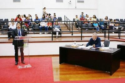 Em 1º turno, Projeto que amplia o número de cadeiras para Legislatura 2017-2020 é aprovado pelos vereadores