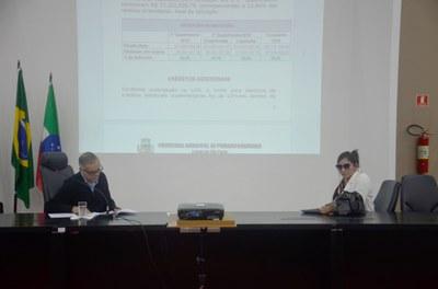 Em Audiência Pública, novo Secretário de Finanças apresenta as contas da Prefeitura do 2º Quadrimestre/2019