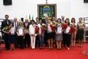Mulheres são enfatizadas em sessão solene na Câmara