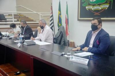 Novas denominações de ruas do Residencial Santa Clara, Parque Shangrilá e Campininha são aprovadas pelo plenário da Câmara de Pindamonhangaba