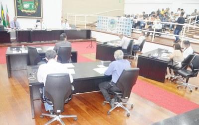 Operações de crédito solicitadas pelo Executivo são rejeitadas pelos vereadores