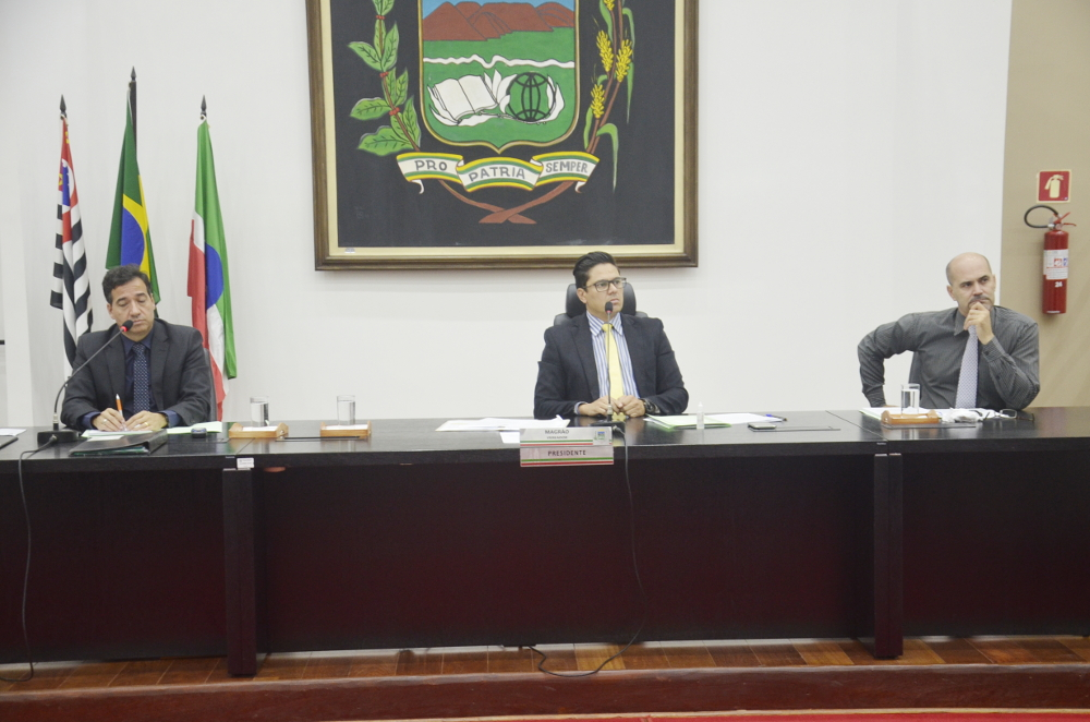 Parlamentares aprovam Projeto do Executivo que fixa as Diretrizes Orçamentárias para 2019