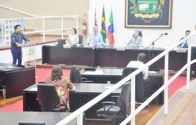 Plenário aprova Projeto de Lei e rua do Residencial Santa Clara receberá nova denominação
