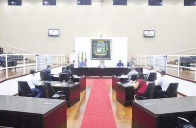 Plenário da Câmara de Pindamonhangaba deve votar 3 Projetos na retomada das sessões ordinárias do segundo semestre