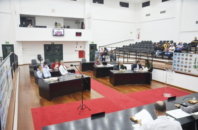 Por 7 a 3, Câmara garante aprovação de Projeto de Lei do Executivo que aumenta alíquota de ISSQN