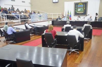 Por unanimidade, vereadores aprovam a criação da Guarda Civil Metropolitana de Pindamonhangaba e subvenções a entidades assistenciais