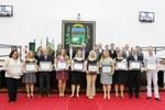 Professores de Pindamonhangaba recebem homenagem da Câmara de Vereadores pela passagem do Dia do Professor