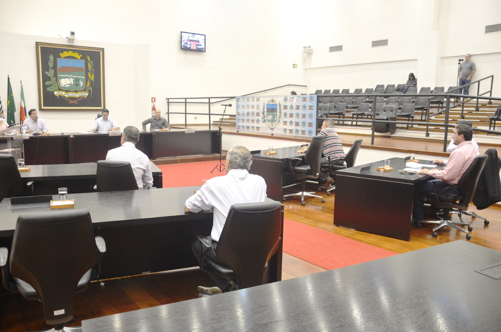 Projeto de Lei do Executivo que prevê prorrogação de convênios é arquivado pela Câmara de Pindamonhangaba