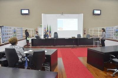 Secretaria de Saúde realiza Audiência Pública para apresentação do Relatório Detalhado do 1º Quadrimestre de 2018