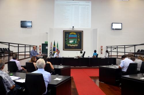 Secretariado de Pindamonhangaba se reúne na Câmara e debate orçamentos