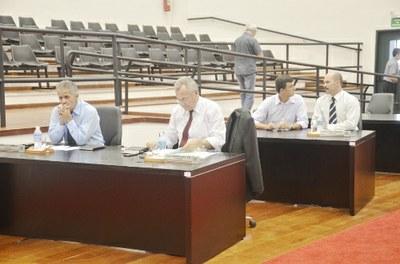 Vereadores adiam único projeto da Ordem do Dia da 44ª sessão ordinária