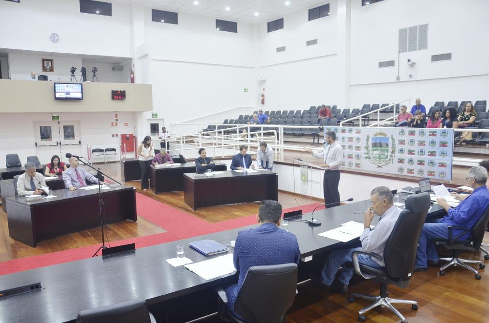 Vereadores aprovam projeto que determina mais transparência ao Executivo com a disponibilização das leis, decretos, portarias e atos normativos por meios eletrônicos