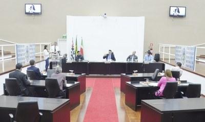 Vereadores aprovam verba suplementar para o Fundo Municipal de Cultura e convênio com o Governo do Estado