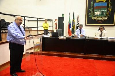 Vereadores retomam trabalhos legislativos e aprovam projeto que prorroga prazo de convênio com a Santa Casa