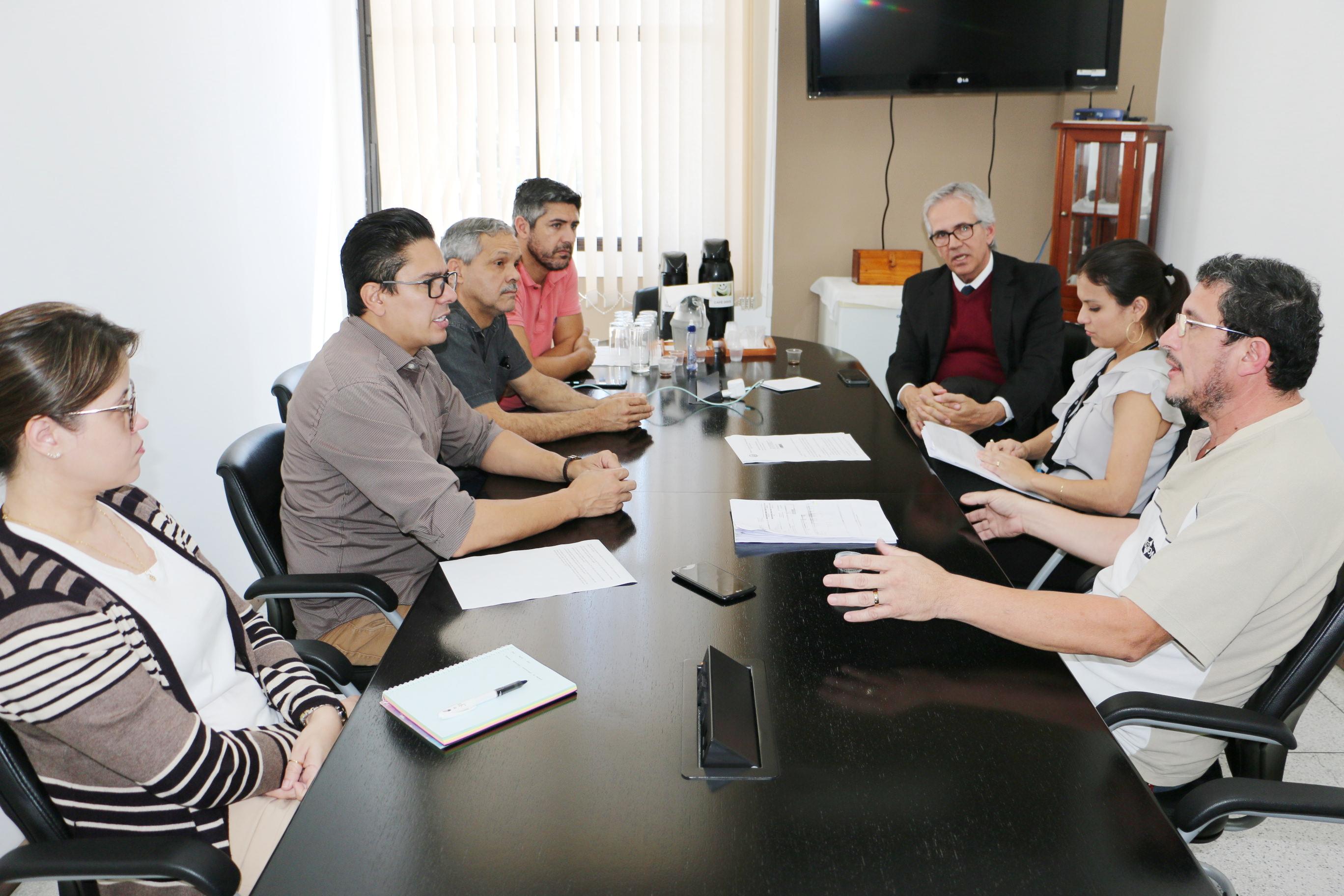 Vereadores reúnem-se com Diretores da EDP Bandeirante para tratar sobre a cobrança da CIP